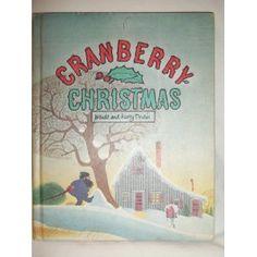 Cranberry Christmas Free Unit Study
