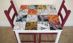 How to customise a dining table | Life and style | guardian.co.uk