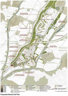 PROPUESTA GENERAL DEL PLAN  Paisaje Transversal: Plan de Ordenación Municipal de Montmeló