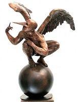 Angel rotado by Jorge Marín