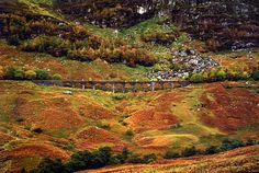 A top Scottish walk to see Glen Ogle Viaduct in Autumn.