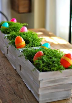 simple easter center