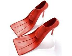 flipper shoes - hydropower?  Cinderella Project inspiration http://bit.ly/14qT2th