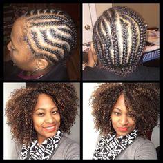 Crotchet braids