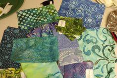 Sri Lanka fabric - inspiration