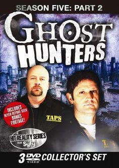 Ghost Hunters: Season Five, Part Two $14.99