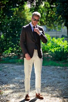 #mens #fashion #suit #summer #business #casual