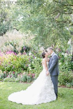 Simple & Elegant Bok Tower Gardens Wedding Photography » Ashley McCormick Photography