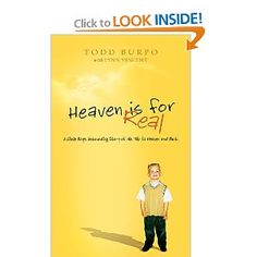 """A beautifully written glimpse into heaven that will encourage those who doubt and thrill those who believe."""