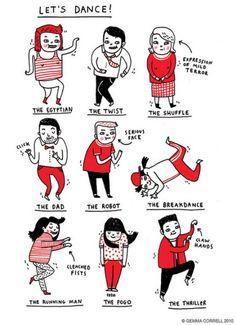 just dance...