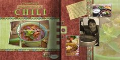 Digital Recipe book, great idea for family gifts. Make it once, order as many as you need.  Priceless gift. 2013 gift