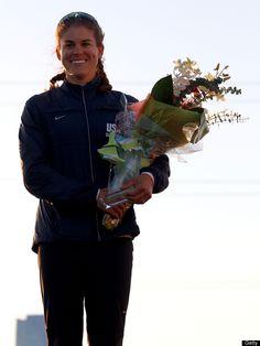 Carrie Johnson  From San Diego  Event Canoe/Kayak