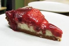 Vegan Cashew Cheesecake––top with your favorite berries and you've got the sweetest of desserts to share!