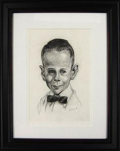 Richard J Frost - Mousey Boy