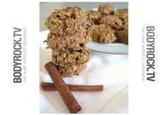 chewy banana oatmeal cookies... no added sugar, flour, or butter--one of my favorite treats!!