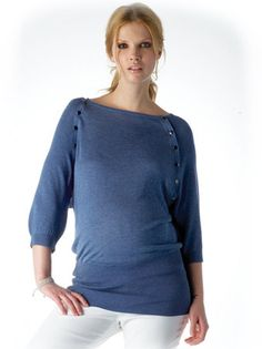 Breastfeeding shirt - could make from oversize t-shirt