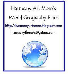 Wonderful High School World Geography & Cultures Curriculum (free)