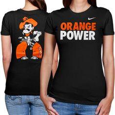 Oklahoma State t-shirt ORANGE POWER!