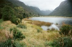 Some of my analog photos and an article on El Cajas National Park in Ecuador.