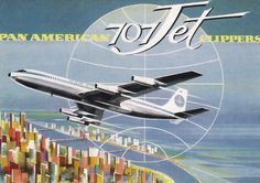 Pan American 707jet Clippers