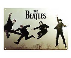 Chapa Retro Beatles - 20x30 I