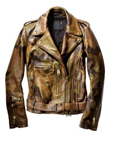 R13 Moto jacket. 212 872 2840