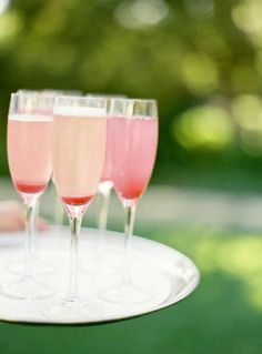 signature drinks, cocktail food, specialty drinks, pink drinks, pink weddings, pink lemonade, cocktails, blush, parti