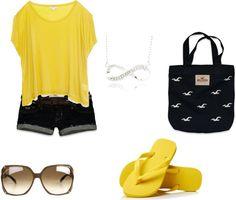 """summer!!!!"" by gracegerten on Polyvore"