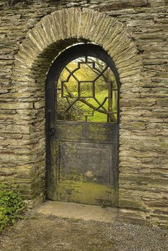 Gateway at Hestercombe House, Somerset