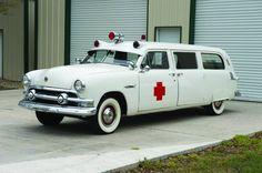1951 Ford Ambulance By Siebert. ★。☆。JpM ENTERTAINMENT ☆。★。