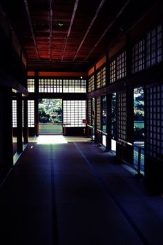 Japanese traditional temple residence