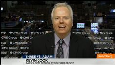 Kevin Cook on Bloomberg  - He Rocks!