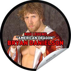 The American Dragon Bryan Danielson