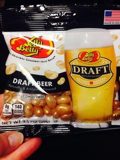 frontofpack calori, flavor alcohol, draft beer, calori label, alcohol free, jelli belli, beer flavor