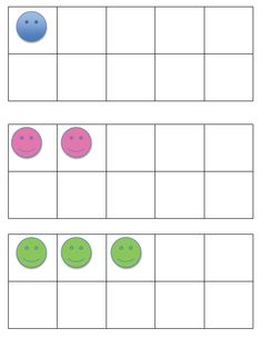 Here's a set of number words, dot cards, and ten frame cards with numbers to 10 for use in a variety of activities.
