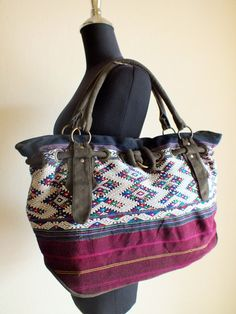 Ethnic Vintage Handmade bags  bohemian  beautiful by shopthailand
