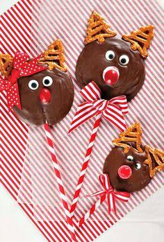 Reindeer Pops How-To