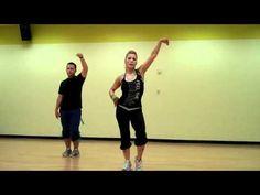 """""""Shake Senora"""" by Pitbull Zumba Routine!"""