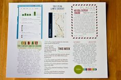 Some tips for what to do if you fall behind in Project Life - possibly 20 weeks behind (Woops) journal pages, paper, digit journal, journal cards