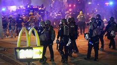 What's wrong with the Police in Ferguson?  Public officials at all levels need to reassess their sense of responsibility to those they are supposed to be serving.