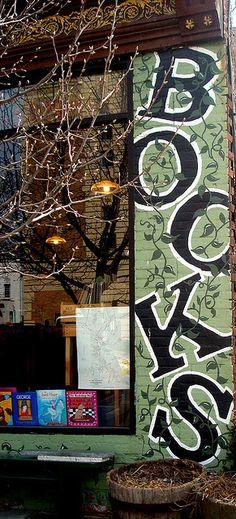 Bruised Apple Books - Peekskill, NY
