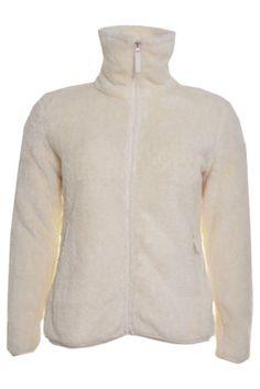 Weatherproof Womens Plush Sherpa Fleece Jacket