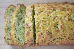 Bacon jalepeno bread. Gluten free.