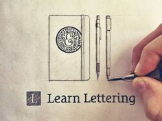 Last chance to save $50 on the Learn Lettering courses! http://LearnLettering.com