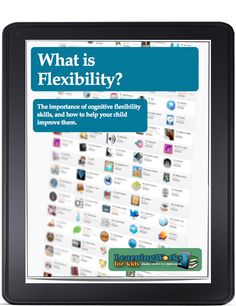 Strategies to improve Flexibility