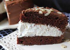 Chocolate Cream Cake Jamie Cooks It Up!
