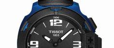 Tissot T-Race Touch Aluminio Esta nueva versión se convierte en un completo y elegante ordenador con función cronógrafo y caja de aluminio.