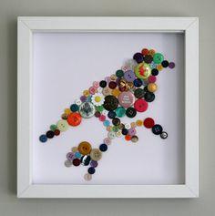 button silouettes