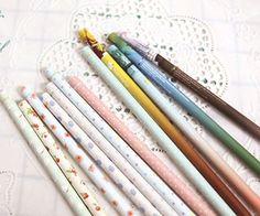 Korean pens & pencils