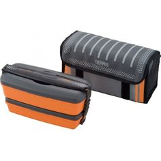 THERMOS Fresh Lunch Box Orange DJB-900W OR